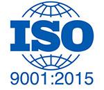ISO 9001:2015 certificaat