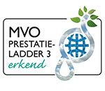 MVO Prestatieladder niveau 3 certificaat