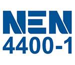 NEN 4400-1 certificaat